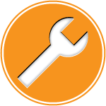 Maintenance spanner icon