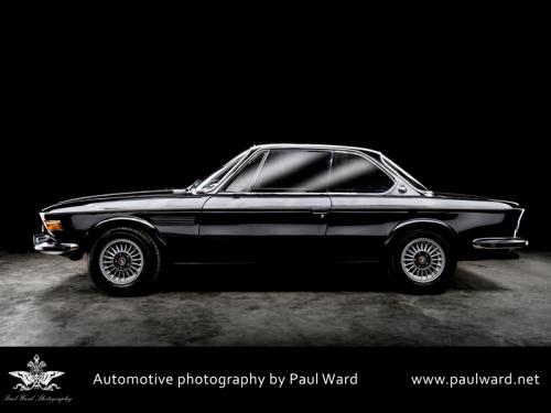 Classic BMW 3 csi