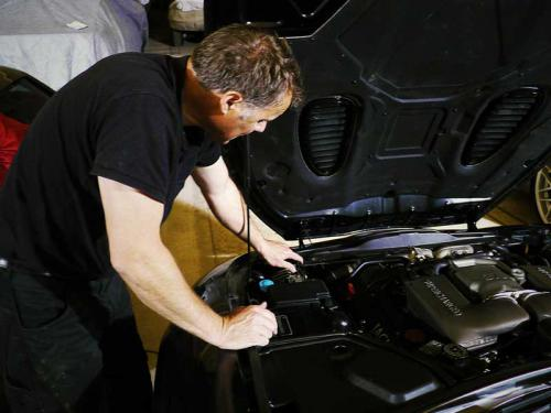 Manor Car Storage Mechanic